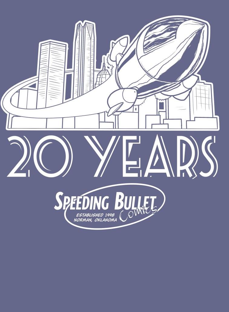 Speeding Bullet 20th Anniversary CLIP STUDIO(1)